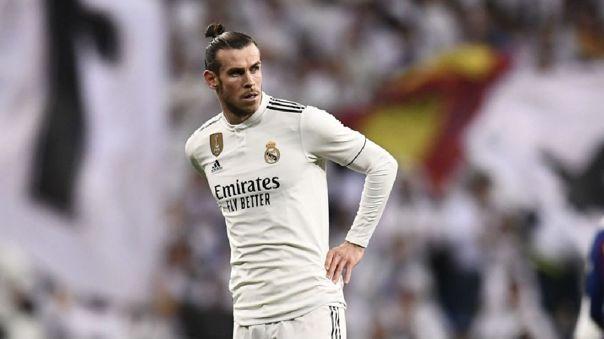Bale quiere dejar el Madrid y el Tottenham lo espera como recambio de Kane