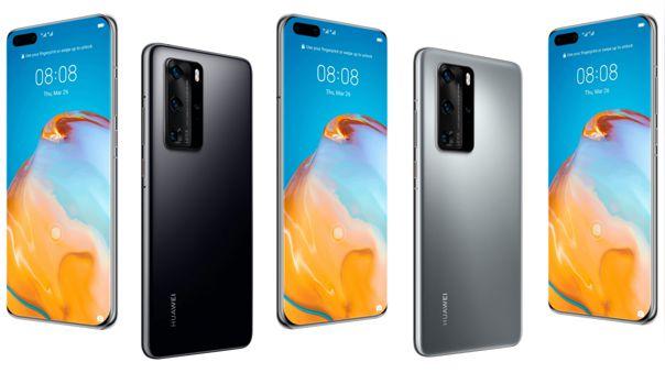 Los Huawei P40 Pro se presentan este 26 de marzo