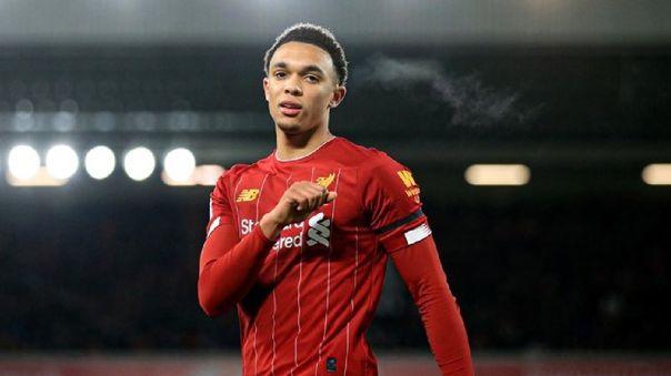Al margen del Liverpool: Alexander-Arnold elige a su equipo favorito