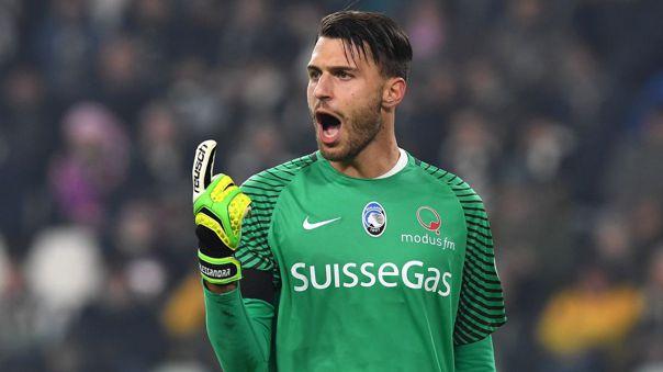 Marco Sportiello: primer jugador de Atalanta positivo por Coronavirus