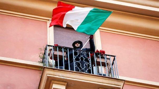 Italia es, luego de China, el país más golpeado por el coronavirus.