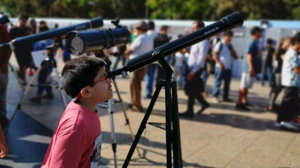 En 2019, el Día Internacional de la Astronomía atrajo una mayor cantidad de público que en ediciones pasadas. Este 2020, no habrá debido al estado de emergencia nacional.