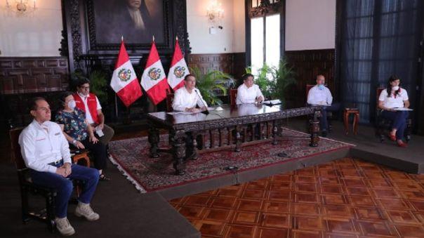Martín Vizcarra respondió a pregunta de RPP Noticias