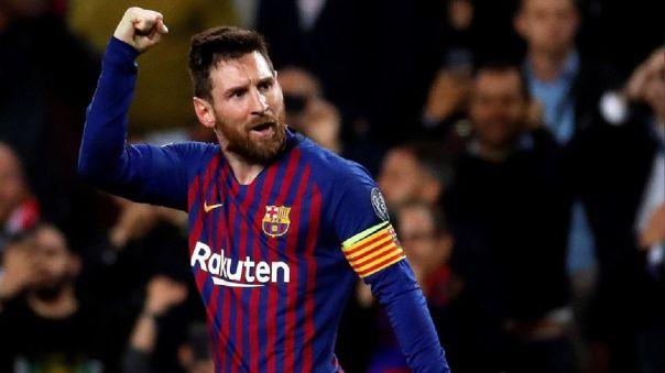 Lionel Messi es el máximo goleador de La Liga 2019-20