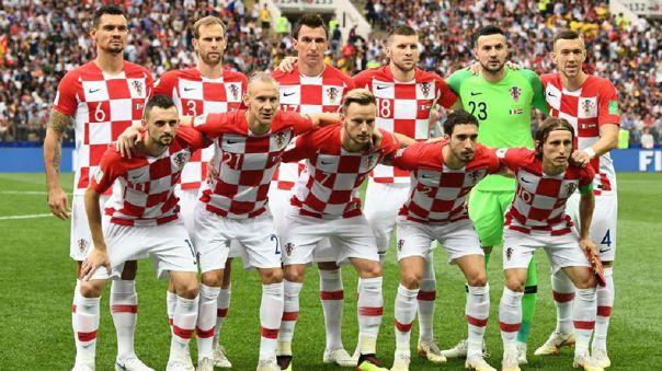 Selección de Croacia donó 560 mil euros para lucha contra el Coronavirus