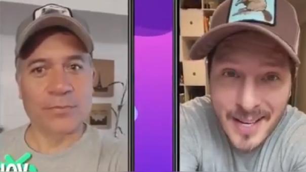 Mathías Brivio y Cristian Rivero estrenan nuevo programa en Latina.