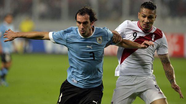 Diego Godín es el capitán de la Selección de Uruguay