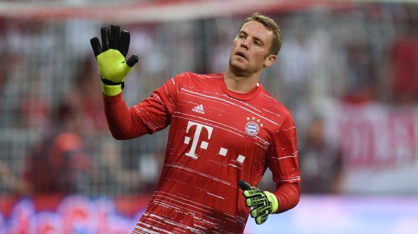 Manuel Neuer es el capitán del Bayern Múnich y la Selección de Alemania