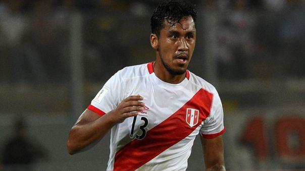 Renato Tapia no ha jugado por ningún club peruano a nivel profesional