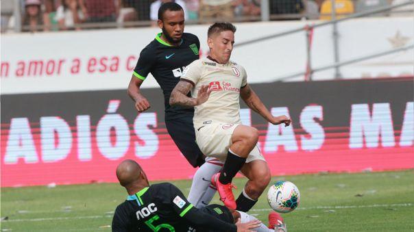 Alejandro Hohberg fichó por Universitario en 2019 tras pasar por Alianza Lima