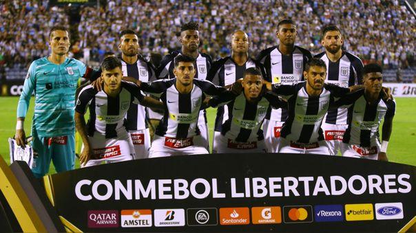 Alianza Lima y Binacional compiten en la fase de grupos de la Copa Libertadores