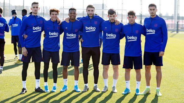 Los jugadores que promovería el Barcelona para la próxima temporada