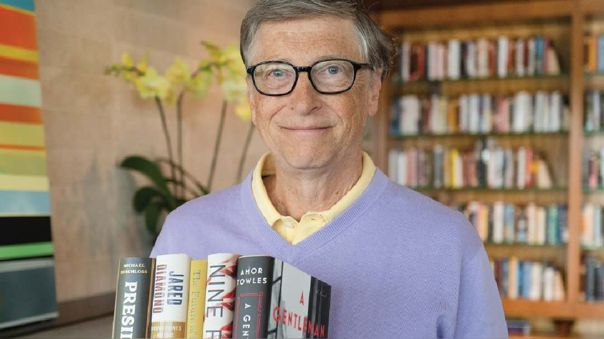 Bill Gates (64).