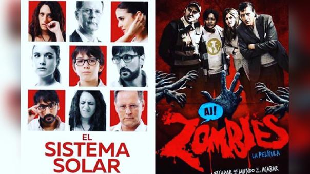 El Sistema Solar y Aj! Zombies se pueden ver gratis.