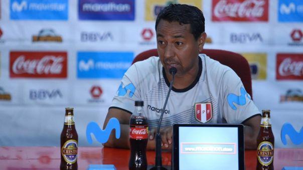 Nolberto Solano suma cinco años en el comando técnico de la Selección Peruana