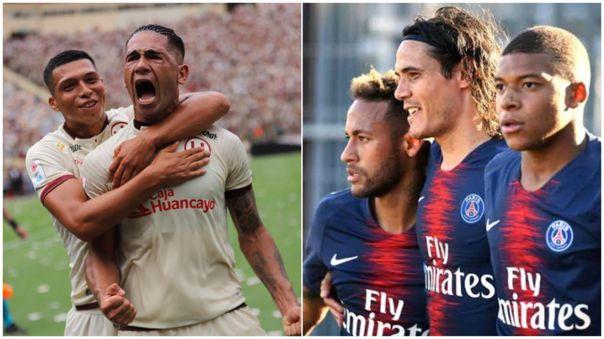 París Saint Germain retó a Universitario de Deportes vía Twitter