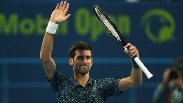 Novak Djokovic es el actual número uno del ránking ATP