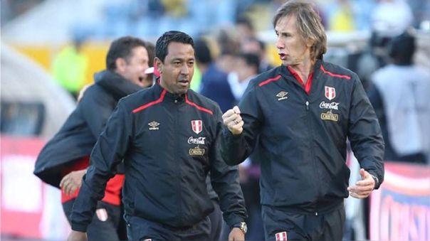 Nolberto Solano integra el comando técnico de la Selección Peruana