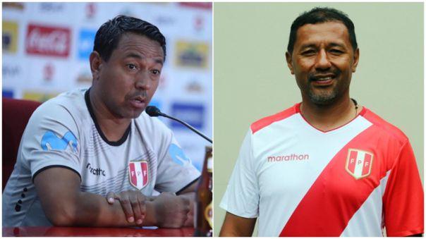 Nolberto Solano y Roberto Palacios jugaron junto en la Selección Peruana