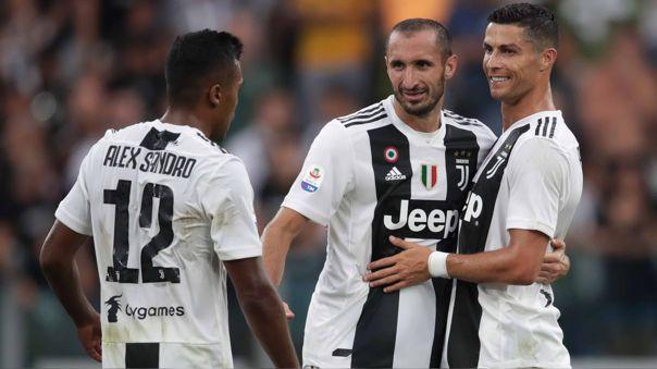 Cristiano Ronaldo disputa su segunda temporada en Juventus