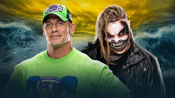 John Cena vs. The Fiend