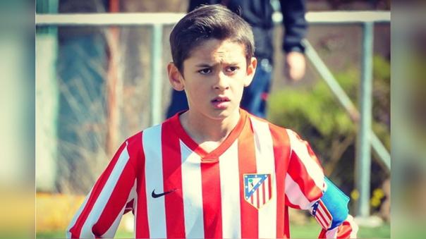 Real Madrid lamentó el fallecimiento del juvenil Christian Minchola