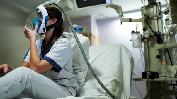 BELGIUM-HEALTH-VIRUS-HOSPITAL