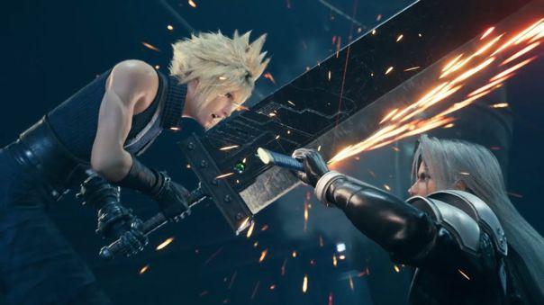Final Fantasy VII Remake fue anunciado en la edición de 2015 de E3.