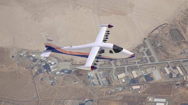 La NASA optó por la modificación IV, pensada en reducir la resistencia en el vuelo.