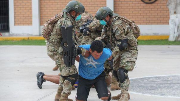 El último sábado 28 de marzo se registraron 4 mil detenidos a nivel nacional.