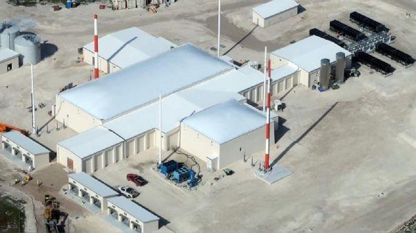 Instalación de Space Fence en el atolón Kwajalein
