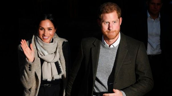 Harry y Meghan dicen adiós a la monarquía