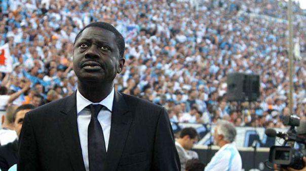 Pape Diouf también fue periodista y agente de futbolistas