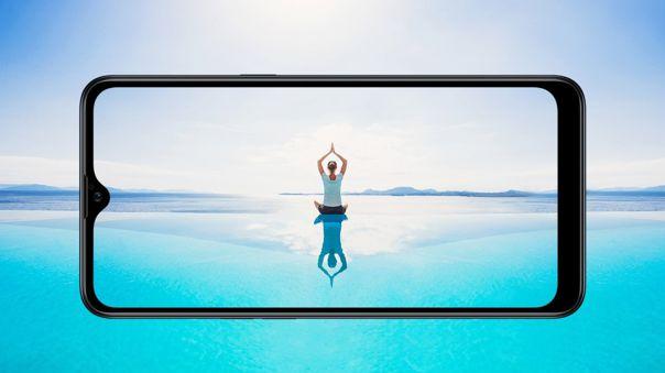 El Samsung Galaxy A10S probablemente será uno de los últimos de la surcoreana con pantalla LCD.
