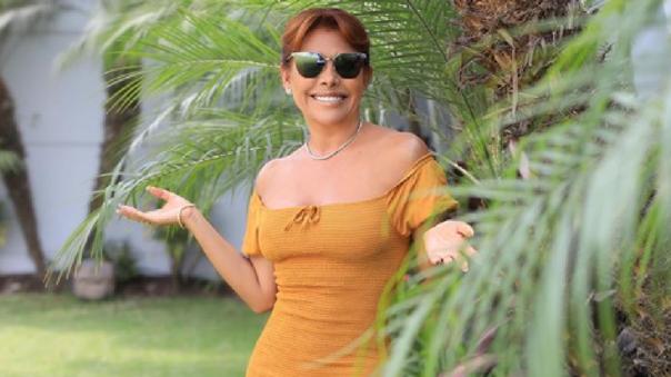 Magaly Medina cumple 57 años.