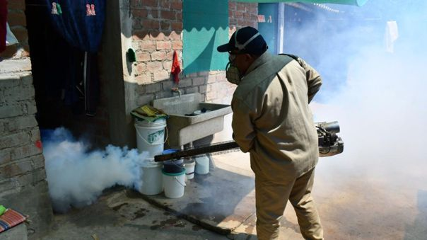 Alerta por rebrote de dengue en el distrito de Mochumí