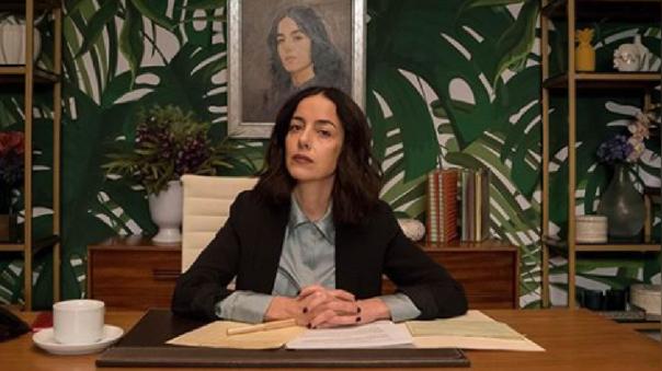 Paulina de la Mora se une a la campaña