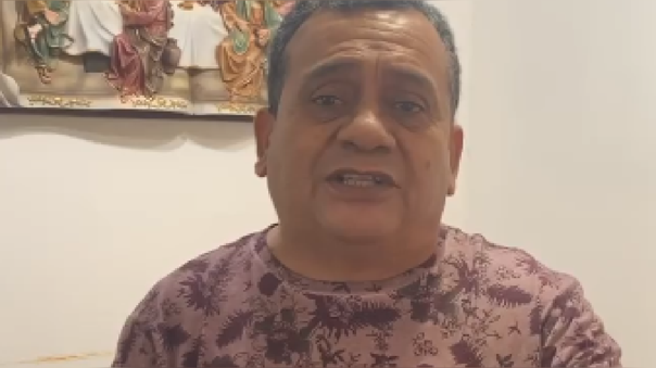 Tony Rosado reprende a los piuranos que no acatan la cuarentena obligatoria