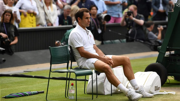 Roger Federer perdió en la final de Wimbledon 2019 ante Novak Djokovic