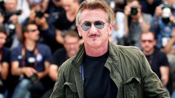 Sean Penn abrirá un centro de pruebas de COVID-19