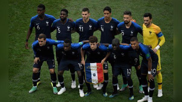 Selección de Francia