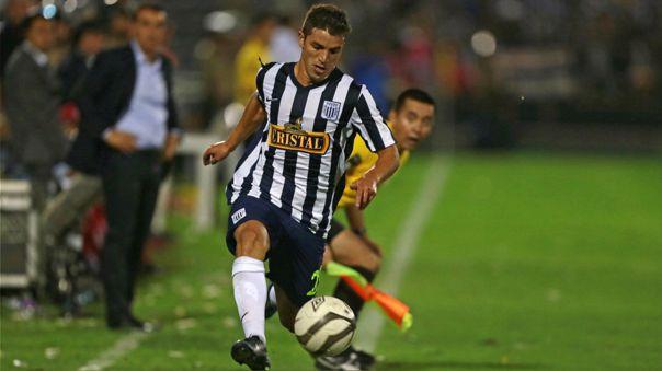 Gabriel Costa jugó en Alianza Lima en las temporadas 2014 y 2015