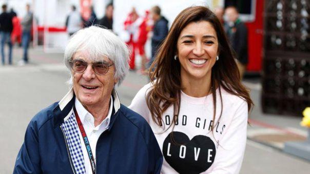 Exleyenda de la Fórmula 1 será padre por tercera vez a los 89 años