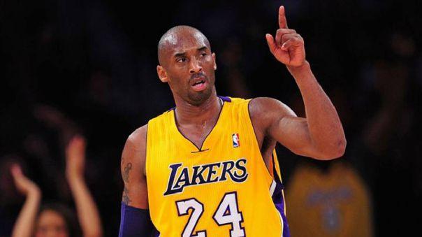 Kobe Bryant ganó cinco anillos de la NBA