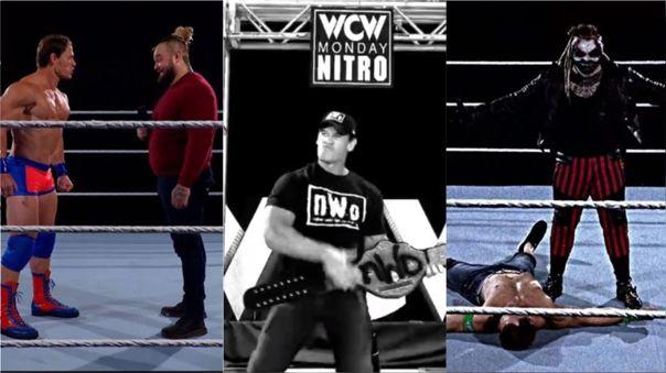 Cena vs. Wyatt