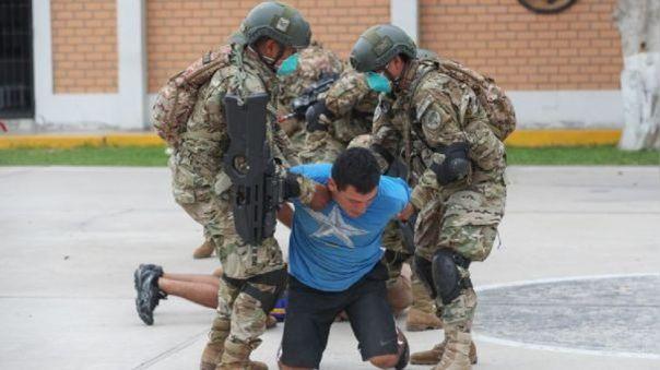 El mandatario brindó cifras de detenidos en el día 22 de cuarentena.