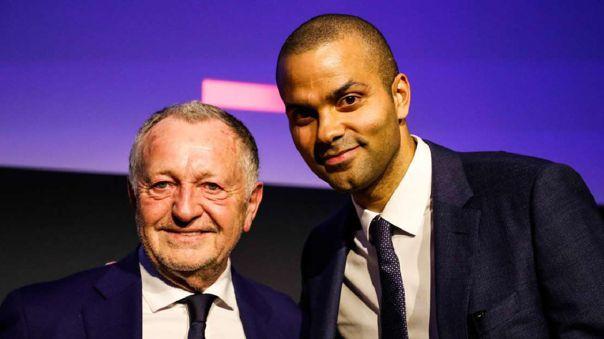 Tony Parker apunta a ser presidente del Lyon de Francia