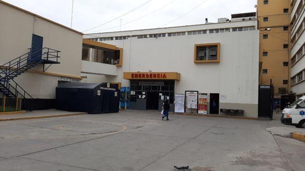 Peligro de contagio masivo en el hospital Honorio Delgado de Arequipa.
