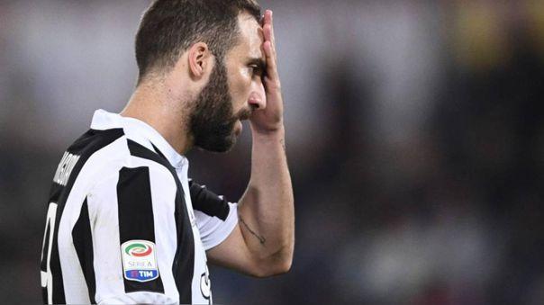 Juventus no contará más con Gonzalo Higuaín, según prensa italiana ...