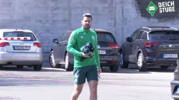 Claudio Pizarro volvió a los entrenamientos tras pausa por el COVID-19